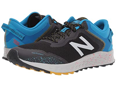 New Balance Fresh Foam Arishi Trail (Black/Vision Blue) Men