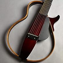 ヤマハ YAMAHA サイレントギター クリムゾンレッドバースト SLG200S CRB スチール弦仕様