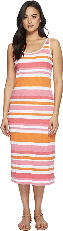 Innercoastal Stripe Tank Dress