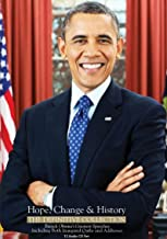Hope Change & History-The Definitive Collection-Barack Obama's Greatest Speeches (12 Disc Audio Set)