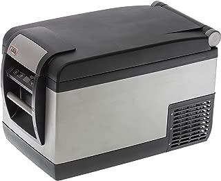 ARB 10801352 Portable Fridge Freezer 37 Quarts Electric Powered 12V/110V For Car, Boat, Truck, SUV, RV, Home Series II Black