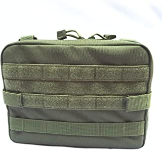 Tactical PALS Molle Pouch Modular Admin Compact EDC Pouches Multi-Purpose T&T Large Magazine Accessory Bag Utility Tool Organizer