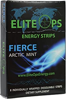 Elite Ops Energy Strips Mint 8-count