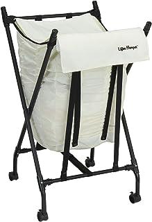 Household Essentials Lifter Hamper, White