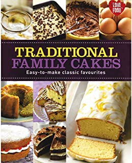 Traditional Family Cakes