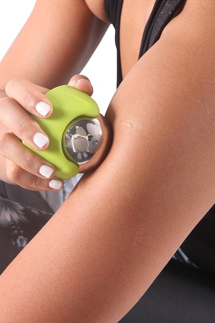 ブルゴーニュ壁泣いているバランス1アイスボールroller-stainlessスチールボールCold Therapyレリーフ