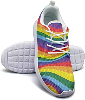 de0228f742829 Amazon.com: Gay Rainbow - Shoes / Men: Clothing, Shoes & Jewelry