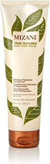 Mizani True Textures Moisture Replenish Conditioner for Unisex, 8.5 Oz., 272.16g