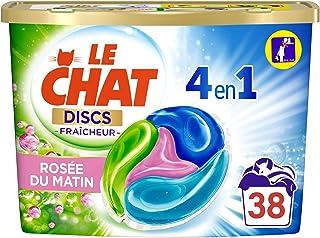 Le Chat Discs Morning Dew środek do prania 38 sztuk