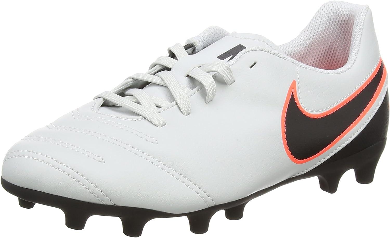 Nike Jr Tiempo Rio Ii Fg-r Big Kids Style: 819195-001 Size: 5.5
