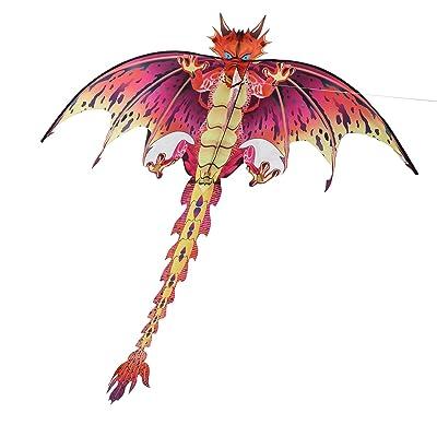 ZS-Juyi 2019 Pterosaur Kite Dinosaur Kite Line ...