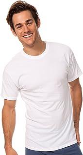 Hanes Ultimate Men's 5-Pack Tagless ComfortSoft Crewneck T-Shirt