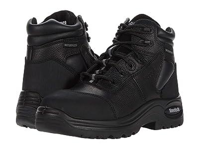 Reebok Work Trainex 6 Waterproof Puncture Resistant Sport Boot (Black 2) Women