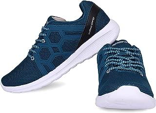 Sparx Men's Trending & Stylish Shoes SX0421 T.Blue Silver