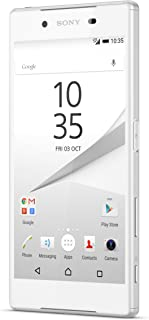 Sony Xperia Z5 Compact E5803 32GB Unlocked GSM 4G LTE Android Smartphone w/ 24 Megapixel Camera - White