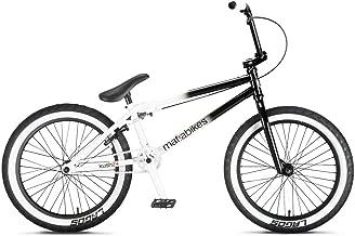 Mafiabikes Kush 2+ 20 inch BMX Bike Monochrome