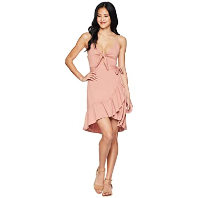 ASTR the Label Sandy Dress (Carnation Pink) Women