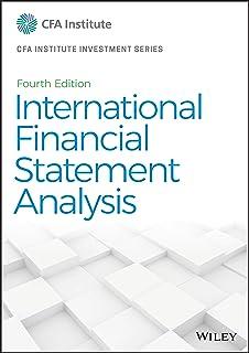 International Financial Statement Analysis
