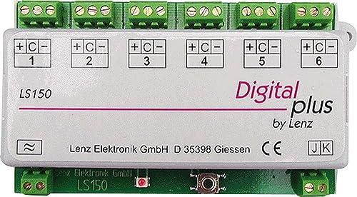LENZ 11150 LS150 SchaltEmpfänger 6-fach für alle Antriebe