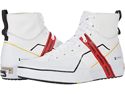 SOREL Grit Sneaker Mid Waterproof