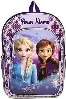 Disney Frozen Backpack Back to School Book Bag