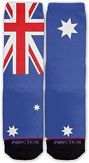 Function - Australian Flag Fashion Socks
