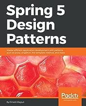 Best spring 5 design pattern book Reviews