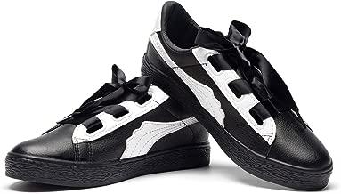 Lantina Women's PU Classic Fashion Casual Sneakers
