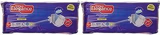 Sanita Elegance Adult Diapers - S Jumbo, 50 Pcs