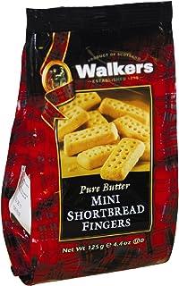 Walkers 小型酥皮手指形状小零食 125g 12件