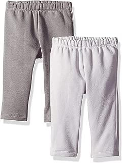 Ultimate Baby Zippin 2 Pack Fleece Pants with Side Zipper