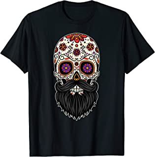 beard sugar skull