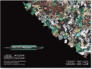 Winsor & Newton Bleedproof Marker Paper Pad, 9