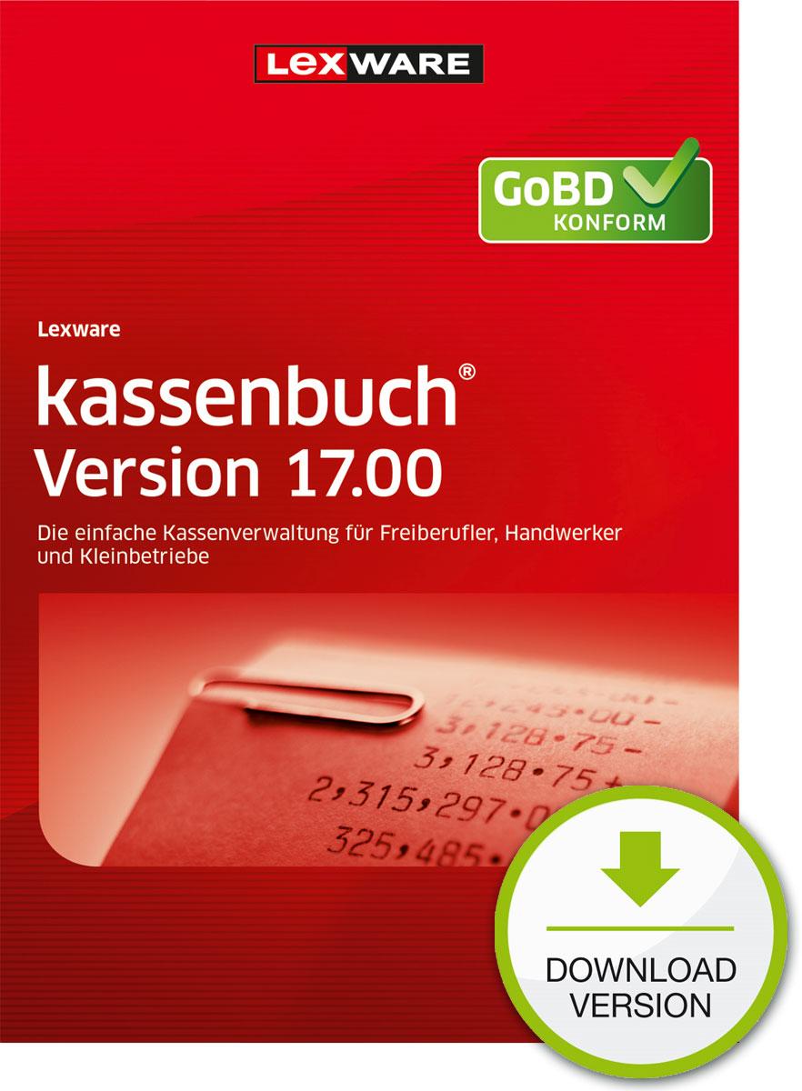 Lexware kassenbuch Version 17.00 (2018) Download Jahresversion (365-Tage) [Download]