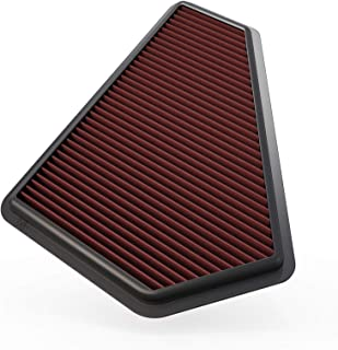 K&N Engine Air Filter: High Performance, Premium, Washable, Replacement Filter: 2008-2015 Cadillac CTS and CTS-V, 33-2411