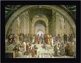 Scuola di Atene by Raffaello 22