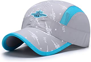 Home Prefer Kids Lightweight Quick Drying Sun Hat Airy...