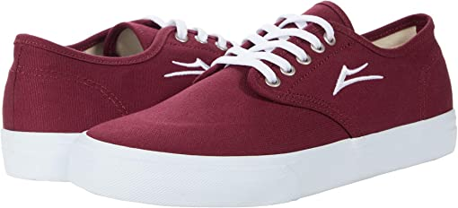 Burgundy Canvas