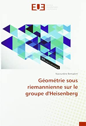 Pdf geometrie riemannienne