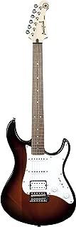 Yamaha Pacifica Series PAC112J Electric Guitar; Old Violin Sunburst