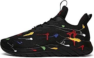 أحذية التنس Soulsfeng للأطفال خفيفة الوزن وجيدة التهوية أحذية الجري أحذية رياضية للمشي للبنات (الأطفال الصغار/الأطفال الكبار)