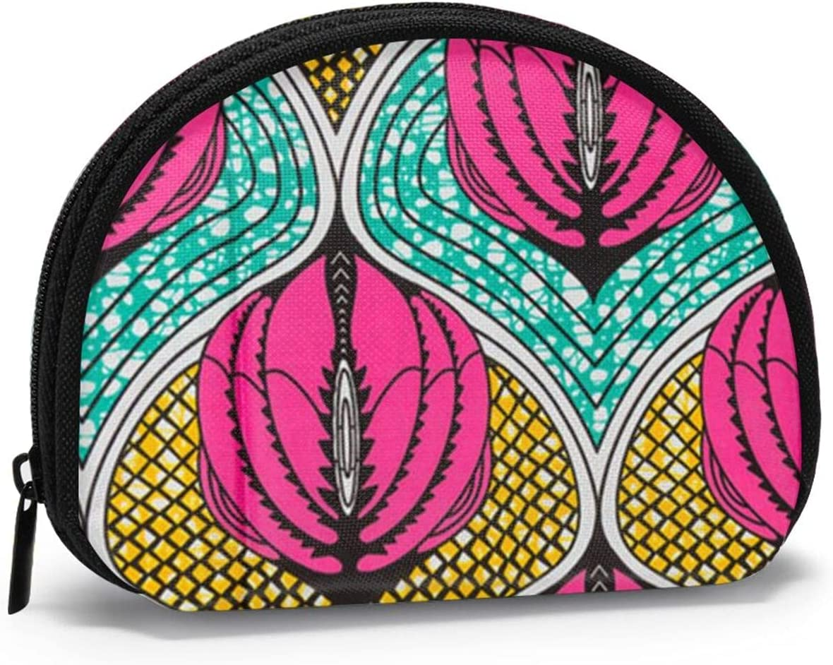 Women Change Coin Purse Ankara Max 63% OFF Red Black Onion Girl Shell Green Super beauty product restock quality top
