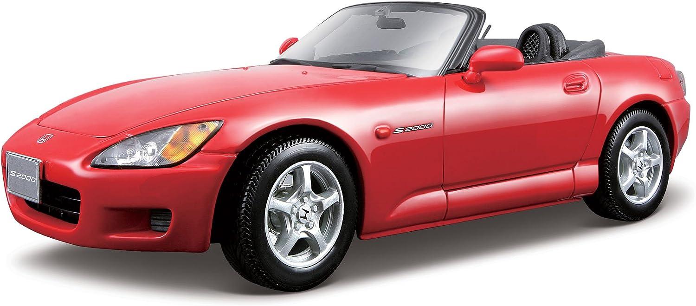 Maisto Honda S 2000 im Maßstab 1 18 (31879) B0014S2QP4  Hohe Qualität und geringer Aufwand | Stabile Qualität
