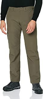 Jack Wolfskin Chilly Track XT Pants Men - Pantalon Softshell élastique. - Pantalon Chilly Track XT pour Homme. - Homme