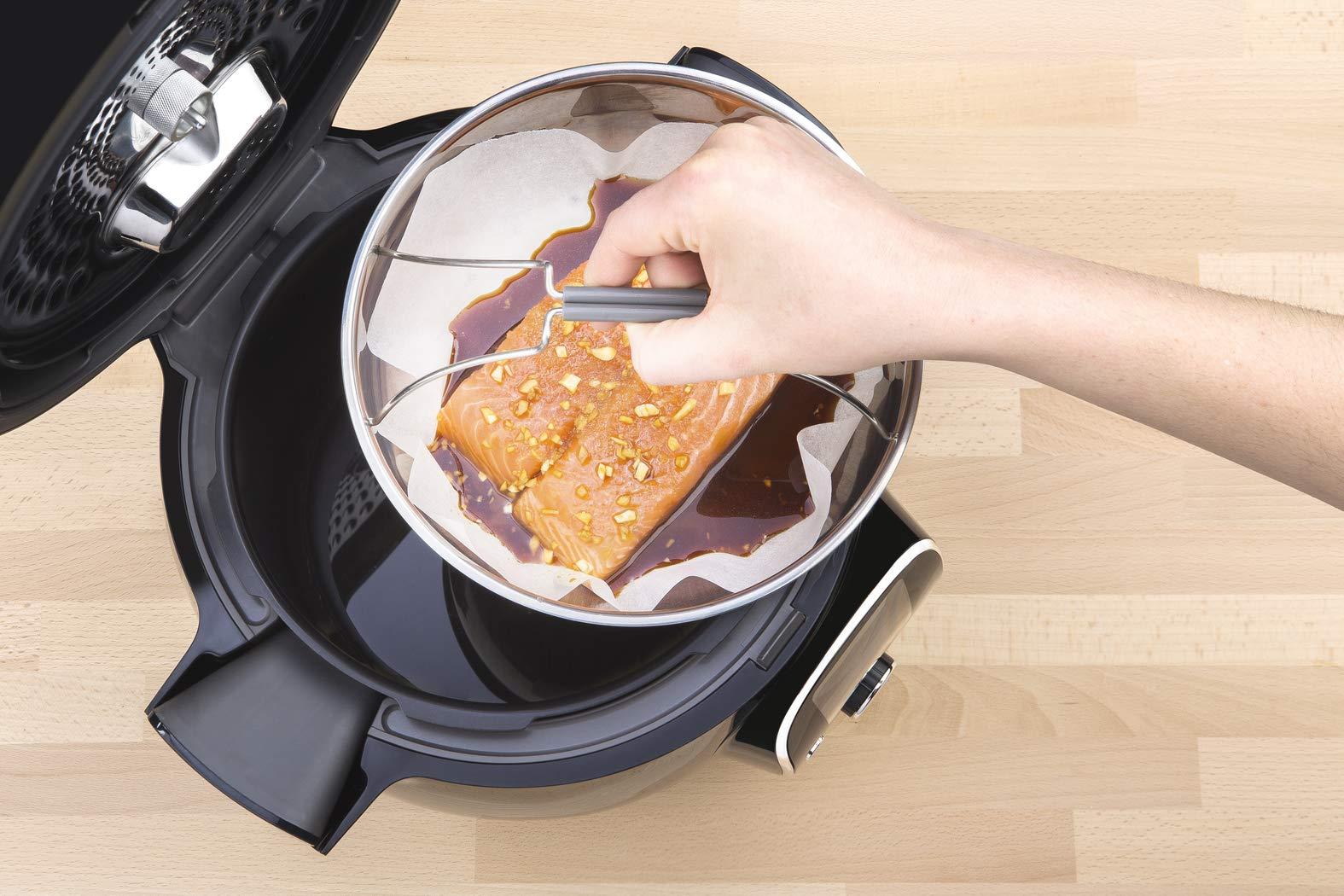 Moulinex CE852900 Intelligent Cookeo+ Gourmet - Cocina ...
