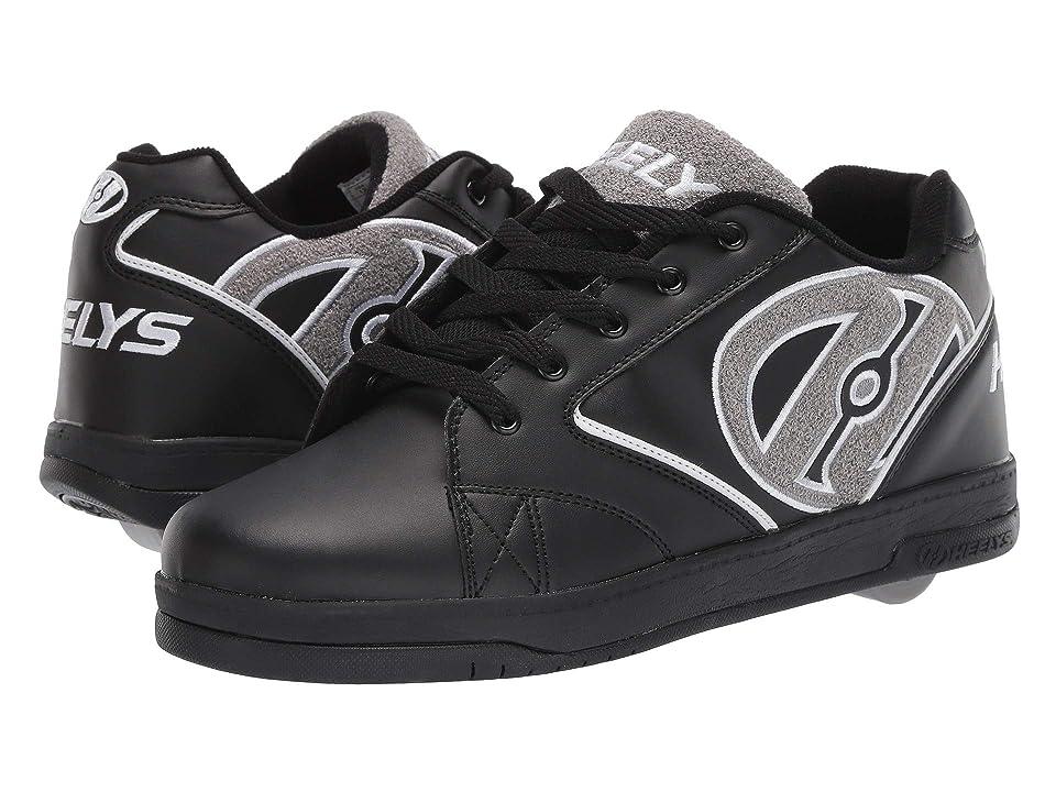 Heelys Propel Terry (Black/Grey) Boys Shoes