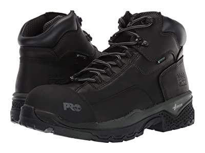 Timberland PRO 6 Bosshog Composite Safety Toe Waterproof (Black) Men