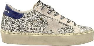 Golden Goose Luxury Fashion Womens G35WS945K7 Silver Sneakers | Fall Winter 19