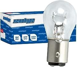 10 x Lampe Birne Bosma BAY15D 12V 21//5W Premium Rot für Rücklicht Bremslicht etc