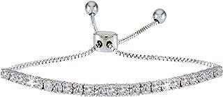 Jewelry Deluxe Women's Tennis Bracelet- Elegant Design...